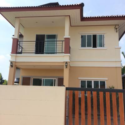 บ้านเดี่ยว 2850000 ระยอง บ้านฉาง สำนักท้อน